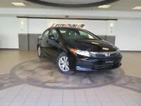 2012 Honda Civic Sdn LX *47.76$/semaine*