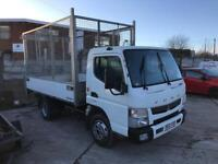 Mitsubishi Canter Caged Tipper 7.5t