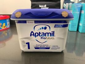 Aptamil formula powder from birth