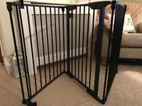 Argos Cuggl extra wide safety gate