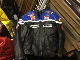 Alpine Starrs bike jacket