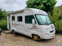 Rapido 927F Motorhome | 12 Month Warranty | 4 Berth & 4 Seat Belts