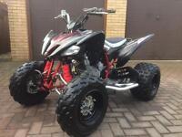 Yamaha Raptor YFM250R SE quad bike