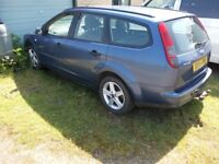 FORD FOCUS 1.6TDI 2005 SPARES/REPAIR. OFFERS