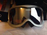 Brand new unused Sinner ski goggles