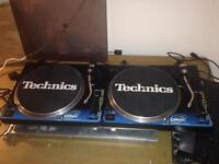 Citronic PD-1 Turntables Pair