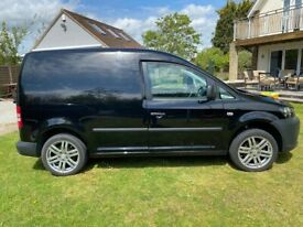Volkswagen, CADDY, Panel Van, 2011, Manual, 1598 (cc)