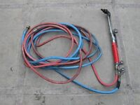 BOC CUTTING TORCH & HOSES