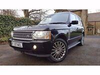 Land Rover Range Rover 3.6 TD V8 Vogue SE 5dr