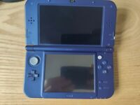 New Nintendo 3DS XL with 16GB SD Card, Game, Charger and Case