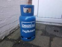 Calor Gas Bottle