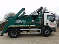 HGV Class 2 Driver Wanted in POTTERS BAR - Skip Driver