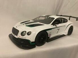 Bentley Continental GT3 RC Car toy grade