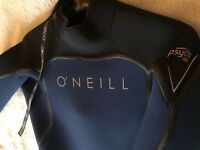 Winter Wetsuit - O'Neill Psycho 1 - as NEW - £175 ono (plus boots + gloves + hood + socks!).
