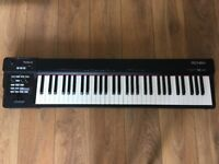 Roland RD64 Stage Piano with Case and Roland KS-18Z Keyboard Stand