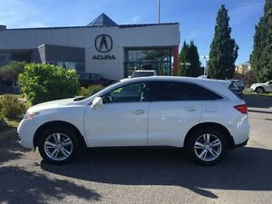 2015 Acura RDX TECH NAVI ACURA CERTIFIED PROGRAM 7 YEARS 130K