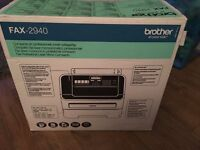 Brother fax-2940 Compact professional mono laser fax