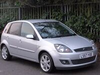Ford Fiesta 1.2 Zetec Climate...New Clutch Just fitted...12 Month Mot !!