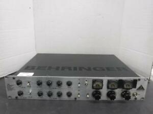Behringer Equalizer For Sale. We Buys And Sell New And Used Pro Audio Equipment. 115303 CH613404