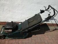 Hayter Harrier 48 Self Propelled Petrol Lawnmower with rear roller... SERVICED