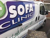 Established furniture repair business for sale