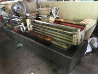 Harrison M400 Gap Lathe & Tooling & Chucks