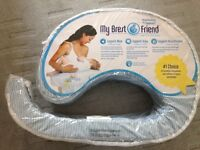My Brest Friend Breastfeeding / Nursing Pillow - unused