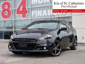 2014 Dodge Dart GT | Climate Control | Backup Camera | Leather