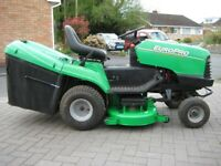 JOHN DEERE EUROPRO 1238GR RIDE ON MOWER / GARDEN TRACTOR.