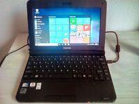 Toshiba NB250-108 (Windows 10) – 10.1 inch Screen – Intel Atom – 1 GB RAM - 250 GB HDD