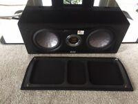 ELAC Center Speaker 241.2 - Like New