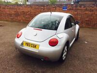 Beetle AUTOMATIC lady owner Very Reliable car 8 month mot 12 month tax £750 offers need gone tonight