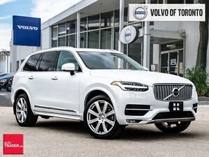 2016 Volvo XC90 T6 AWD Inscription *Loaded! CPO to 2022!*