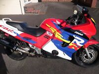 Honda cbr1000 f