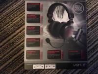Brand new Venom Headphones XT+ gaming and pc