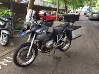 BMW R1200GS '2005 with full pannier set - needs service
