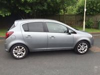 Vauxhall Corsa 1.2 16v SXI Tinted Windows Cruise Control Long MOT Recent Service