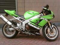 Kawasaki zx6r b1 2004.