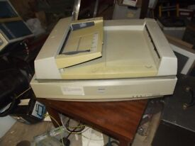 Epson commercial type scanner A3 with ADH