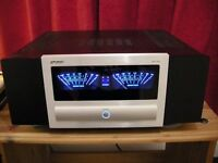 Beautiful Advance Acoustic MAA-406 Audiophile Power Amplifier 150WPC Boxed Mint mcintosh quad arcam