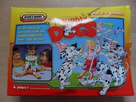 Spears Naughty Dogs Game (Toys, Lego, Minion, Peppa Pig, Barbie, Disney, Christmas)