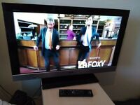 "32"" SONY BRAVIA full hd ready 1080p LCD TV freeview"