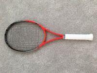 Head IG Radical Pro Tennis Racket Orange White Wimbledon RRP £170