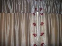 Curtains and Quilt Covers