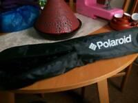 Polaroid tripod