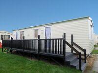 4 Berth Caravan For Hire Golden Anchor Chapel Saint Leonards. Close To Beach, Fantasy Island & Shops