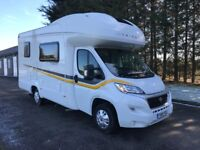 Fiat Autotrail tribute t 620 5 berth, 12200 miles only.