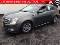 2011 Cadillac CTS Premium, Automatic, Leather, Heated Seats, AWD