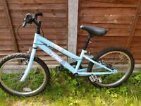 girls bike..like new age 8??