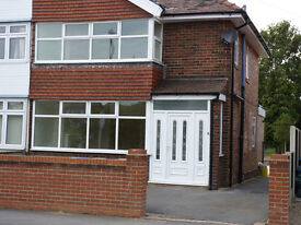 Beautiful 3 Bedroom house with large garden to rent